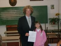 Me with first student Katya-640