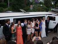 Yr 10 Formal - arrive in a hummer-800